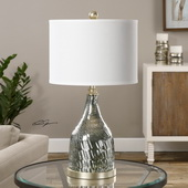 Varesino Mercury Glass Lamp - LUT2599