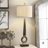 Jandari Golden Bronze Lamp - LUT2619