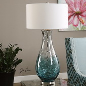 Vescovato Water Glass Lamp - LUT2649
