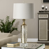 Valdieri Metallic Bronze Lamp - LUT2721