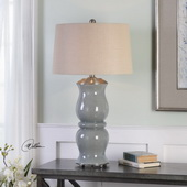 Cannobino Pale Blue Table Lamp