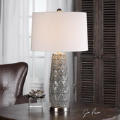 Cortinada Stone Gray Lamp