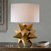 Stella Gold Lamp