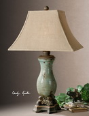 Andelle Light Blue Table Lamp  - LUT2832