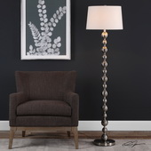 Eloisa Sphere Floor Lamp - LUT6255