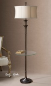 Brazoria End Table Floor Lamp  - LUT3332