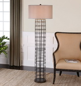 Engel Metal Wire Floor Lamp  - LUT7047