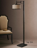 Prescott Metal Floor Lamp  - LUT7053