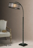 Worland Arc Floor Lamp  - LUT7057