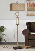 Rashawn Contemporary Floor Lamp  - LUT7067