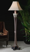 Slate Metal Floor Lamp  - LUT3504