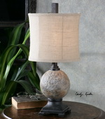 Calvene Concrete Ball Table Lamp - LUT2813