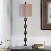 Pamlico Dark Bronze Buffet Lamp