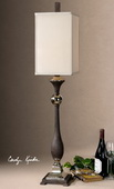 Valstrona Black Buffet Lamp  - LUT3632