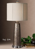 Nenana Golden Bronze Buffet Lamp  - LUT3648