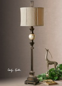 Tusciano Dark Bronze Floor Lamp  - LUT3656