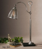 Manchester Metal Accent Lamp  - LUT7081