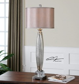 Loredo Mercury Glass Table Lamp  - LUT7090