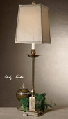 Lowell Bronze Buffet Lamp  - LUT7094