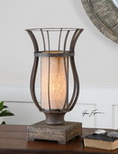 Minozzo Bronze Accent Lamp  - LUT7106
