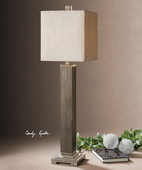 Sandberg Wood Buffet Lamp  - LUT7109