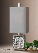 Bashan Nickel Lamp  - LUT7122
