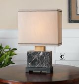 Anadell Polished Marble Table Lamp - LUT2907