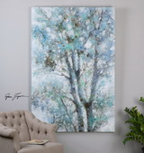 Shade Canopy Canvas Art - LUT3007