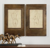 Bronze Figures Art  - LUT7409