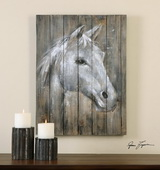 Dreamhorse Hand Painted Art - LUT3055