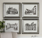 English Cottage Wall Art  - LUT7428