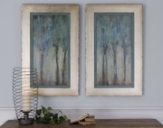 Whispering Wind Framed Art (Set of 2)  - LUT7448