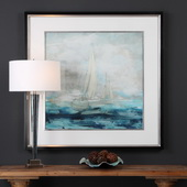 Into The Distance Sailing Print - LUT6569