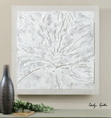 Ghost Bloom Floral Art  - LUT7490