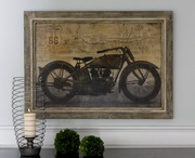 Ride Framed Art  - LUT7508