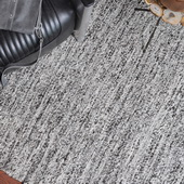 Astra Gray 5 X 8 Rug - LUT8712
