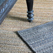 Luxor Charcoal 8 X 10 Rug - LUT8722