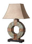 Slate Table Lamp  - LUT2168