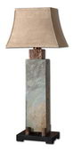 Tall Slate Table Lamp  - LUT2170