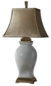 Rory Sky Blue Table Lamp  - LUT2392