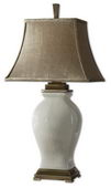 Rory Ivory Table Lamp  - LUT2394