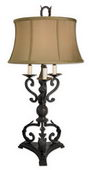 Hope Bronze Table Lamp  - LUT2596