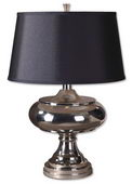 Jelani Chrome Table Lamp  - LUT2648