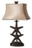 Starfish Gold Table Lamp  - LUT2664