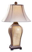 Baron Ivory Table Lamp  - LUT2690