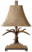 Stag Horn Table Lamp  - LUT2714