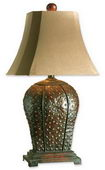 Valdemar Metal Table Lamp  - LUT3002