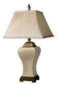 Ivan Ivory Table Lamp  - LUT3142