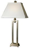 Conrad Silver Table Lamp  - LUT3176