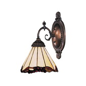 Tiffany Bronze Wall Sconce - MEK2809